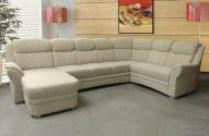 Komfortní sedací souprava HESTIA + taburet zadarmo