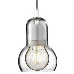 AndTradition - Suspension Bulb SR1 Clear