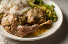 italian braised rabbit recipe=  Eating this dish will make you taste rabbit in a whole new way. You will realize, perhaps for the first time, that rabbit does not in fact taste like chicken, although it looks like it. Rabbit tastes like rabbit. And this, you will see, is a good thing.