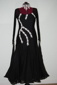 Handmade Ballroom Gowns  sheludesigns.com