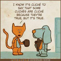 Clichés - #comic #webcomic #cliche #cliches