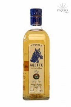 Arette Tequila Anejo - Tequila Reviews at TEQUILA.net