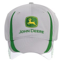 John Deere Logo Performance Cap