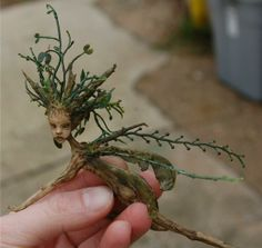 Chickweed Root Faerie