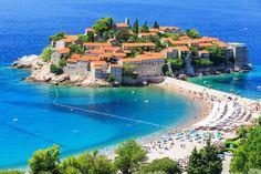 Budva, Sveti Stefan-sziget, Montenegró - PROAKTIVdirekt Életmód magazin és hírek - proaktivdirekt.com