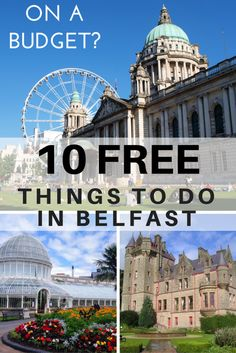 On a budget? Enjoy these 10 free things to do in Belfast, Ireland