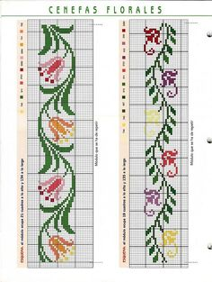 Brilliant Cross Stitch Embroidery Tips Ideas. Mesmerizing Cross Stitch Embroidery Tips Ideas. Loom Beading, Beading Patterns, Embroidery Patterns, Cross Stitching, Cross Stitch Embroidery, Hand Embroidery, Crochet Bookmarks, Cross Stitch Bookmarks, Cross Stitch Designs