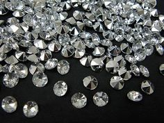 DIVA LIFESTYLE Endless Diamond Rhinestones 1000/pk Round Clear