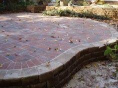 Do You Need Sand Under A Brick Walkway?   Brick Pathway, Bricks And Brick  Walkway