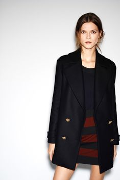 I want pretty: Lookbook- Zara Diciembre 2012