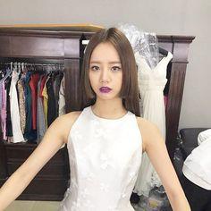 Hyeri - Girl's Day Lee Hyeri, Girl's Day Hyeri, Girl Day, Kpop Girls, Basic Tank Top, Tank Tops, Target, Women, Fashion