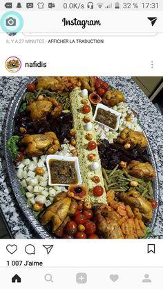 Morrocan Food, Ramadan Recipes, Middle Eastern Recipes, Arabic Food, Food Presentation, Food Inspiration, Food Videos, Side Dishes, Food Porn
