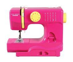 Janome kids sewing machine review by peekaboo pattern shop