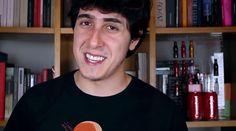 Felipe Castanhari, fundador do canal nostalgia (Foto: Reprodução/Youtube)
