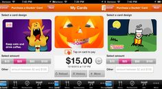 LimiteDD Edition Halloween DD Cards for the Dunkin' App. Click on pin to get the App!