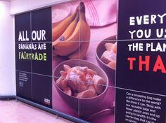 Sainsburys Sydenham Sainsburys, Bag Making, Shopping Bag, Things To Think About, Banana, Canning, How To Make, Decor, Decoration