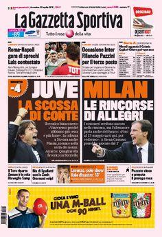 29 aprile 2012 | La Gazzetta dello Sport