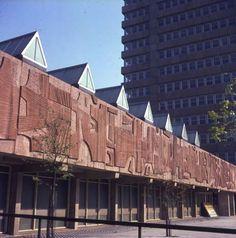 William George Mitchell - sixties concrete