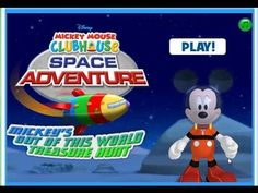by childrens online games mickey mouse clubhouse space adventure full game episodes