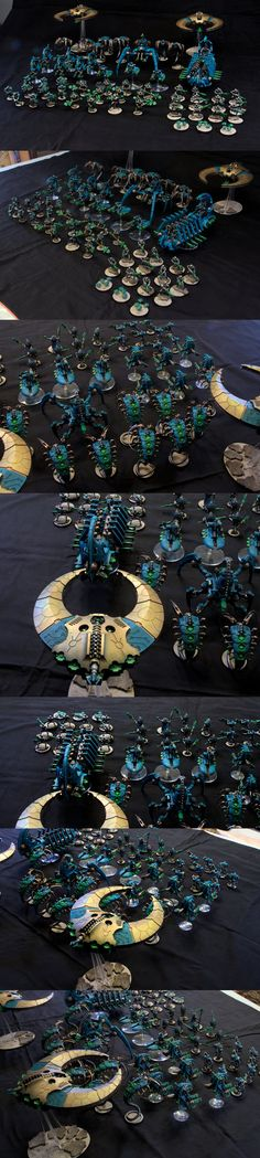 Nihilakh Necrons Army