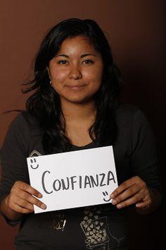 Confidence, Giovana Cázares, Lic. Educación, UANL, Monterrey, México