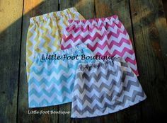 Chevron+Skirts++Riley+Blake+Fabric++Pick+by+LittleFootBoutique,+$14.00