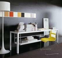 Executive Office: PROGETTO 1 – Collection: B&B Italia Project – Design: Monica Armani