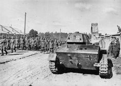 Panzerkampfwagen 743(r) former T-70  recaptured near Kiev 1943