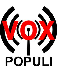 Vox populi…