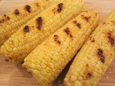 coconut oil corn on the cob