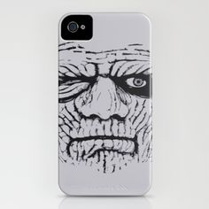 The Mummy  iPhone Case by Christopher Chouinard - $35.00