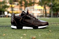 adidas Originals by James Bond for David Beckham 2012 Fall/Winter ZX 800 Brown Leather | Hypebeast