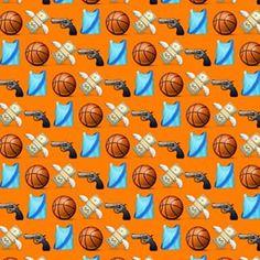 basketball emoji wallpaper for boys - photo #9