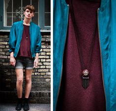 Pounding heads (by Max W) http://lookbook.nu/look/3715855-Pounding-heads
