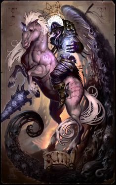 Major Arcana XIII by ArtofTy.deviantart.com on @DeviantArt