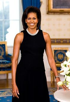 Michelle Obama @lissan - surprised you didn't put her yet!