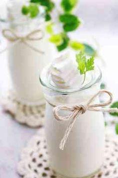 贅沢~バニラ♡ミルクブラマンジェ バニラビーンズ入りで最高に美味しい☆ しかも簡単。。たまには贅沢してみては?