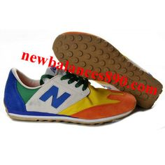 32a685fb94f Wholesale Discount New Balance NB CC-BO lovers For Women running shoes  Orange Blue Fashion