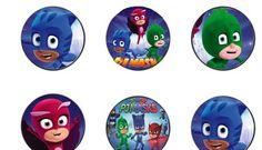 Stickers PjMasks para descargar e imprimir gratis