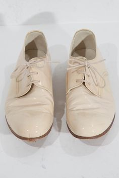 Jil Sander Off White Lace Up Oxford Shoes #SellitnowNY