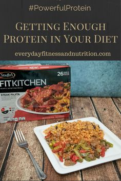 Getting Enough Protein in Your Diet #PowerfulProtein