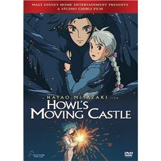 Howl's Moving Castle {Book & or Movie:}
