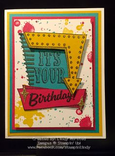 A card made from a new stamp set in the 2016 Stampin' Up annual catalog. Masculine Birthday Cards, Masculine Cards, Best Wishes Card, Stampin Up Catalog, Scrapbook Cards, Scrapbooking, Stamping Up Cards, Fathers Day Cards, Message Card