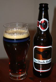 North Carolina- The Duck-Rabbit Craft Brewery Brown Ale
