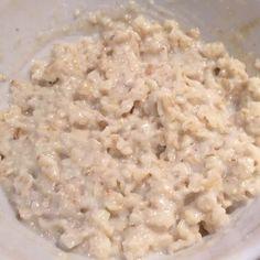 Basic Porridge Recipe
