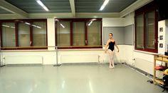 Katja Rochat - Point Park University Department of Dance - Audition 2016