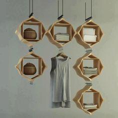 Cabides _Origami art