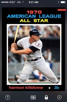Cards That Never Were: All Star Game