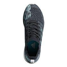 on sale 2cdba 77c8e adidas Men s Adizero Prime Boost Parley Running Shoes - Grey Aqua