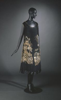 Dress, Maria Monaci Gallenga, 1925.